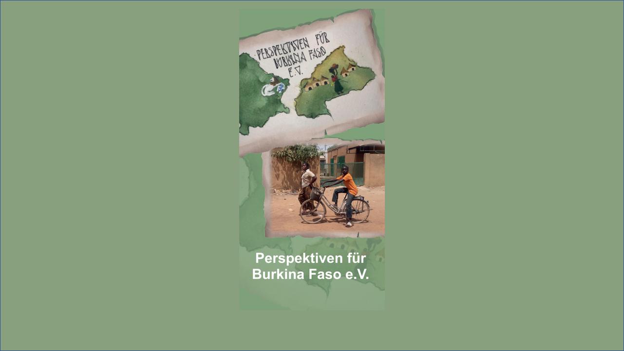 Perspektiven für Burkina Faso